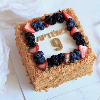 Торт №1006