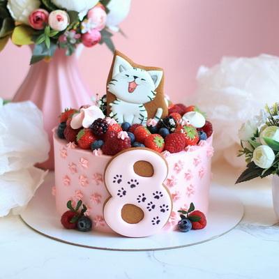 Торт №1018