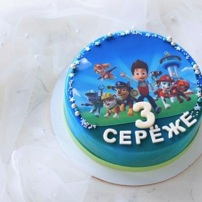 Торт №3079